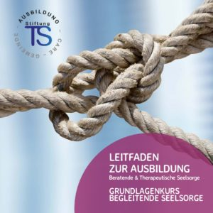 Broschüre Leitfaden Grundlagenkurs Begleitende Seelsorge